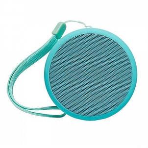 Портативная Bluetooth колонкаBluetooth JEDEL Wave-119 Бирюзовая, фото 2