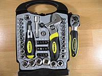 Набор профессионально инструмента 45 единицы Сталь 70027