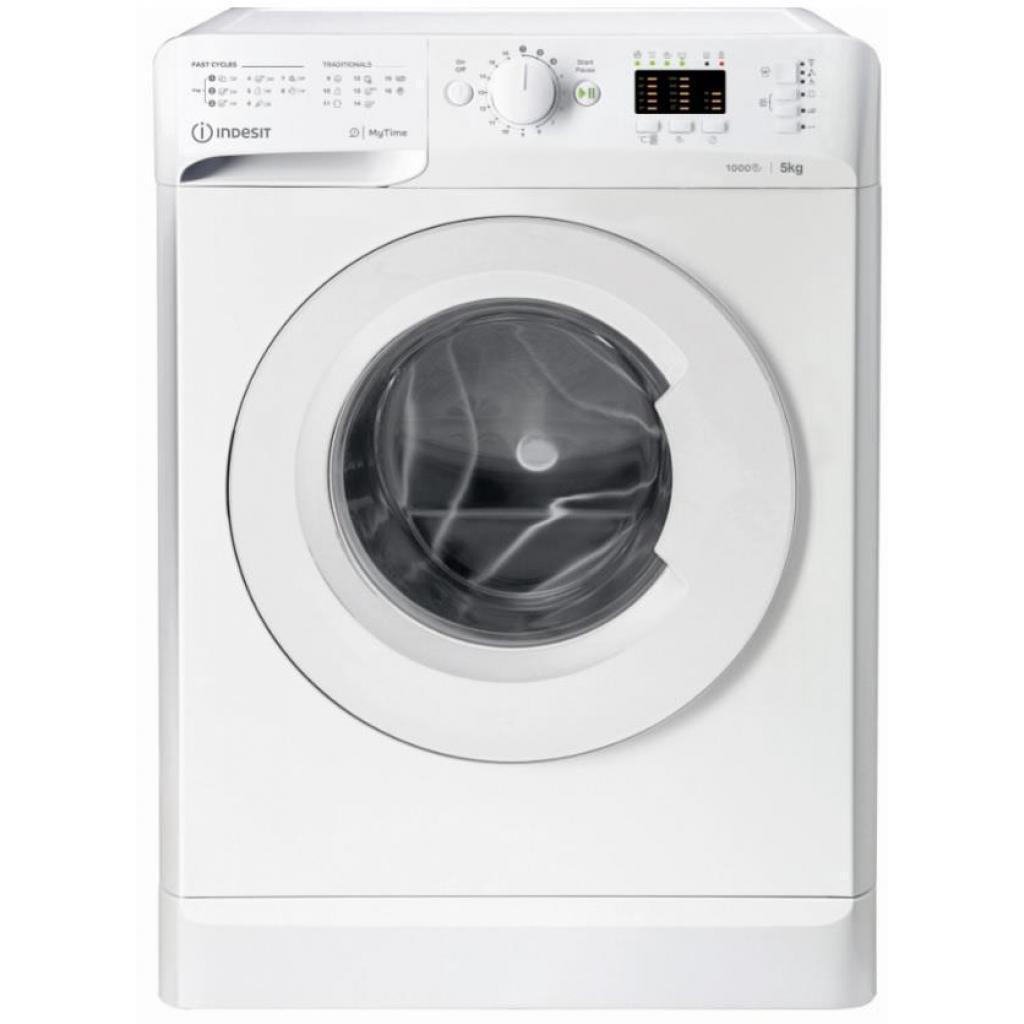 Фронтальна пральна машина Indesit OMTWSA51052WEU