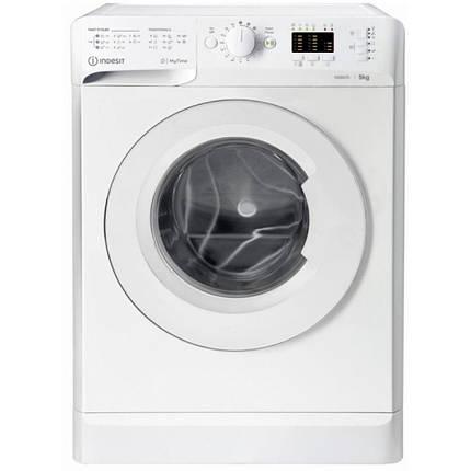 Фронтальна пральна машина Indesit OMTWSA51052WEU, фото 2