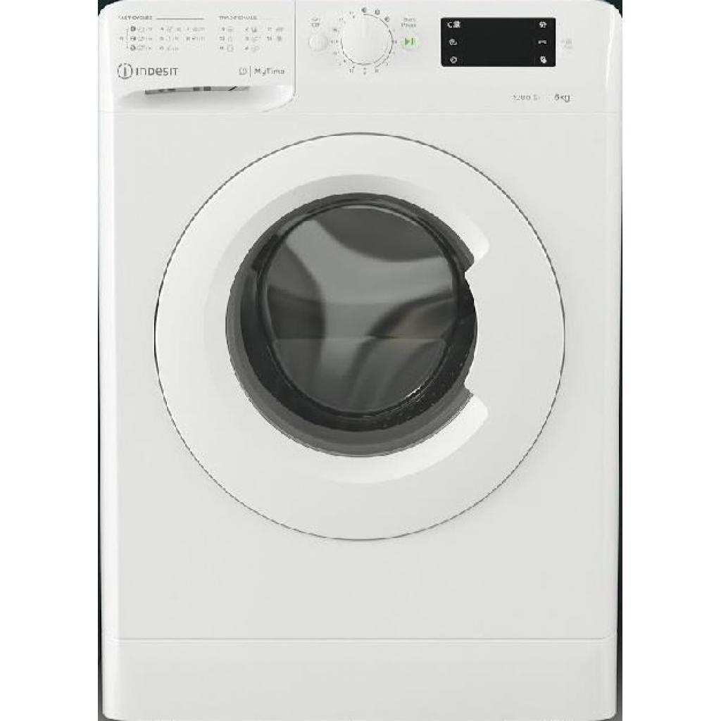 Фронтальна пральна машина Indesit OMTWSE61252WEU
