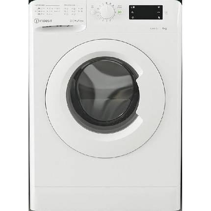 Фронтальна пральна машина Indesit OMTWSE61252WEU, фото 2