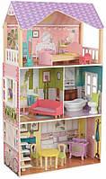 Кукольный домик Kidkraft Poppy