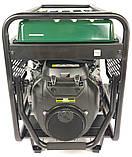 Генератор IRON ANGEL EG12000EA0 + блок автоматики, фото 3