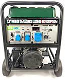 Генератор IRON ANGEL EG12000EA0 + блок автоматики, фото 4
