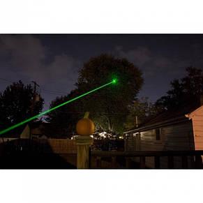Зеленая Лазерная указка LASER POINTER 500 mW лазер, фото 3
