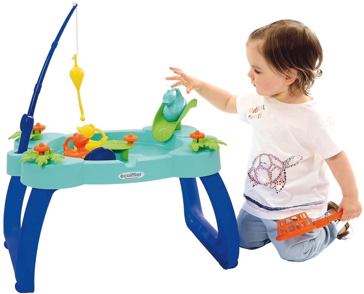 Игровой набор Стол для игры с водой Рыбалка Ecoiffier 004610