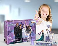 Адвент календар Frozen 2 Крижане серце 2 Новогодний календарь Холодное Сердце Фроузен 2 Рождественский 2020