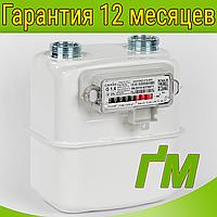 "Счётчик газа ""Самгаз"" мембранный G4 RS/2001-2 1¼"", фото 1"