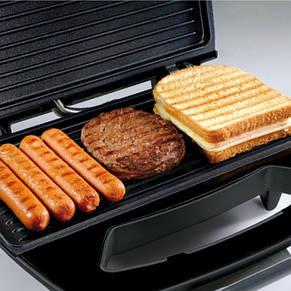 Бутербродница Domotec 7709 1000 Вт гриль сендвичница тостер, фото 2