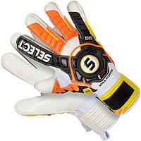 Перчатки вратарские Select 55 Extra Force Grip 2016,разные цвета и размеры в ассортименте 10.5