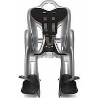 BELLELLI B One Standart Дитяче велокрісло SAD-25-47 сірий/чорний