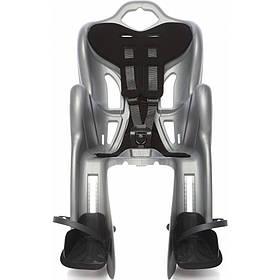 Детское велокресло BELLELLI B One Standart SAD-25-47 серый / черный