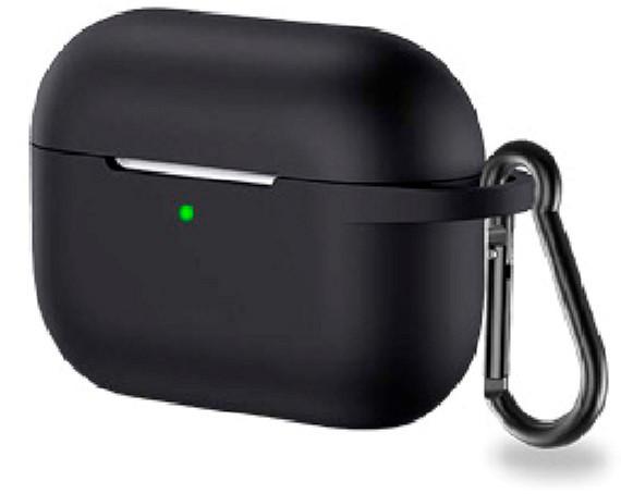 Silicone Case Slim New for AirPods Pro (black)
