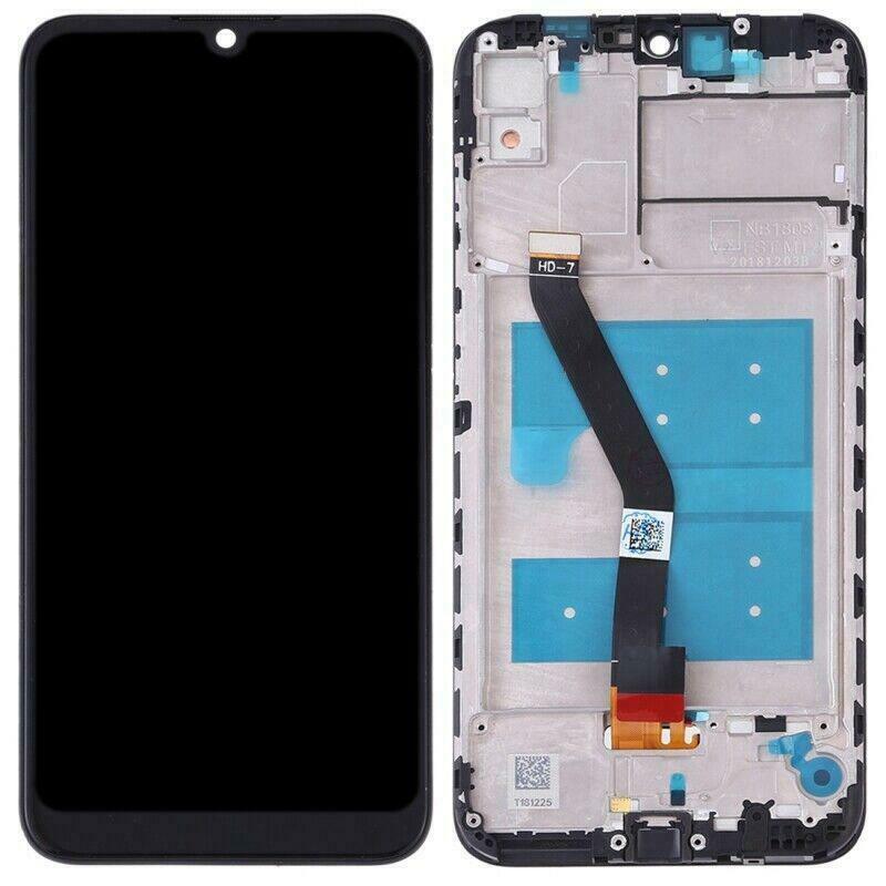 Дисплей (экран) для Honor 8A Pro JAT-L41 з сенсором (тачскріном) и рамкой черный