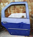 Дверь задняя правая Рено Логан седан б/у, фото 2