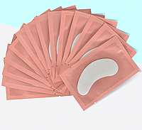 Патчи под глаза на гидрогеле для наращивания и лами ресниц (50 пар/уп)
