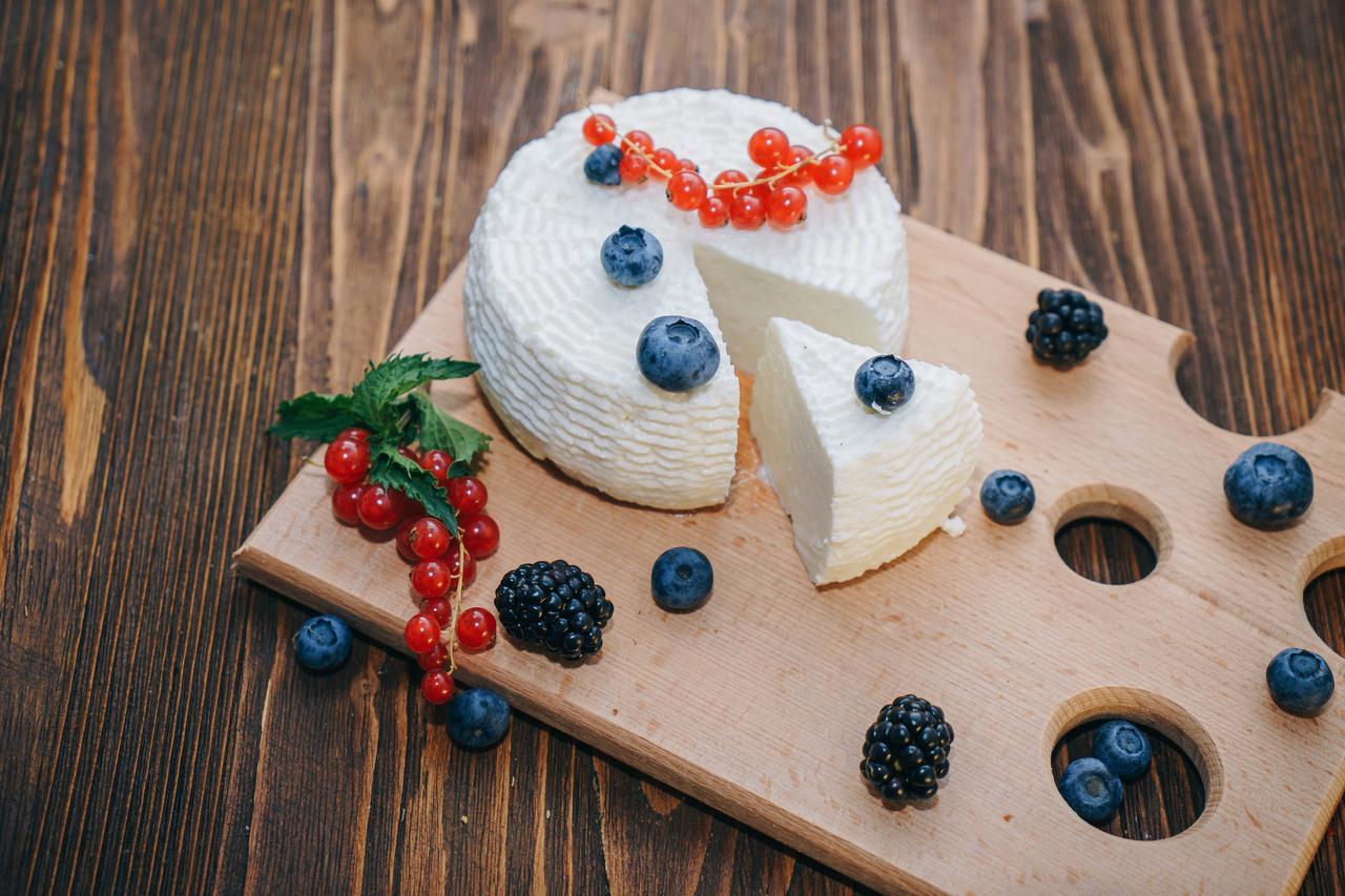 Сыр Ricotta (в баночке)