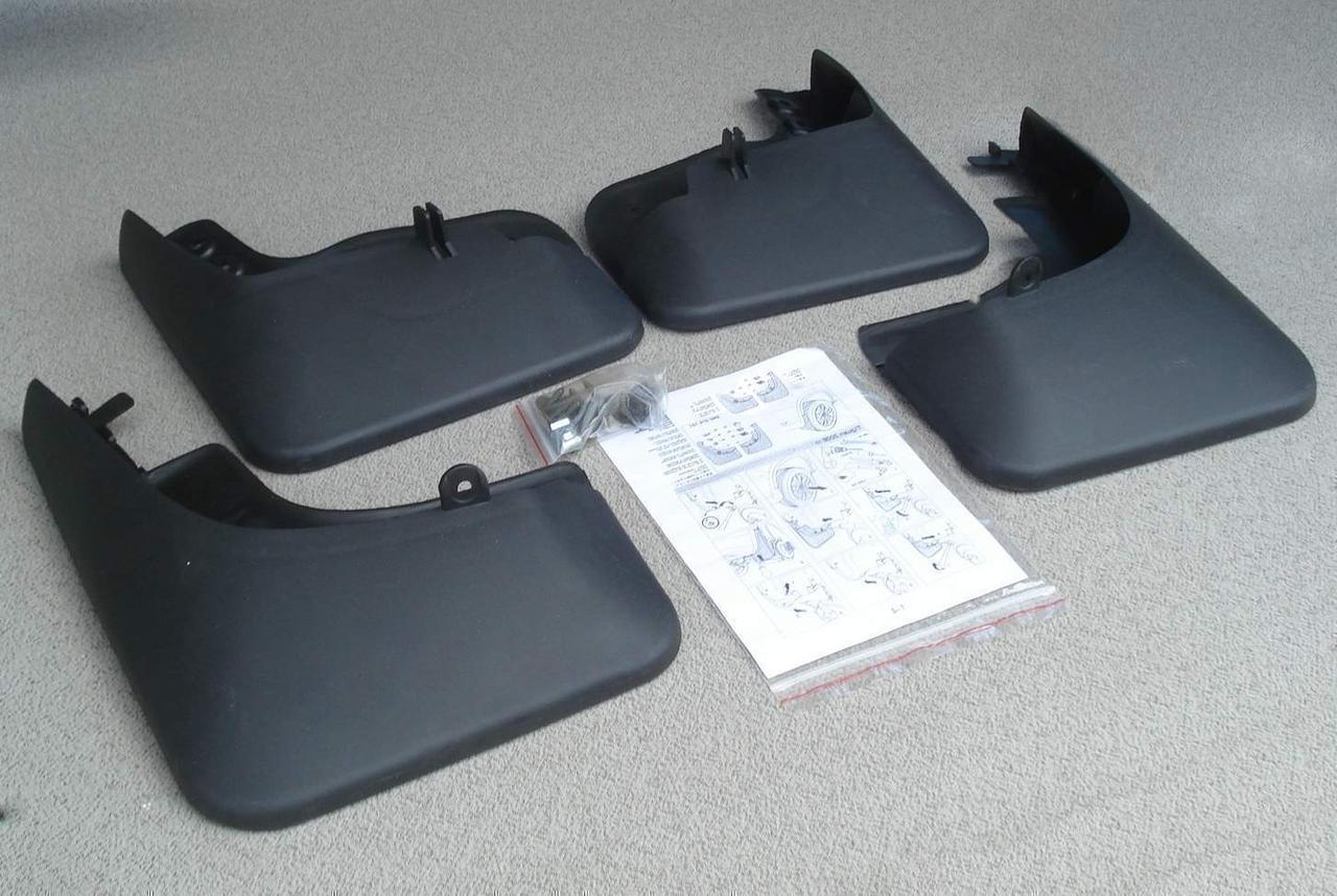 Брызговики Volkswagen Tiguan (2007-2016)