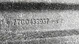 Полка багажника Рено Сценик 1 б/у, фото 2