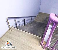 Перила низькі для дітей дошкільного віку з нержавіючої сталі, фото 1