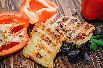 Сыр Халуми с паприкой
