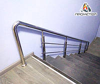 Перила низькі міжповерхові для сімейного кафе або ресторану, фото 1