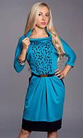 Красивое, женское платье от производителя в размерах 48.50