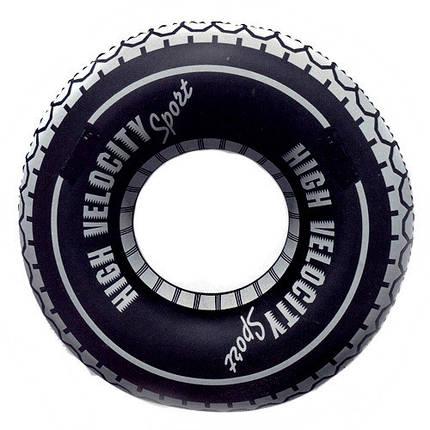 Надувной круг BW Шина 119 см (36102), фото 2