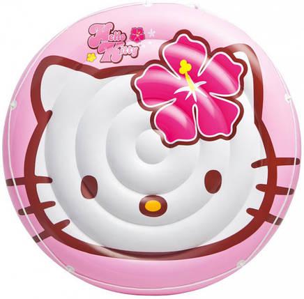 Плотик Intex 56513 Hello Kitty 137х137 см (125790), фото 2