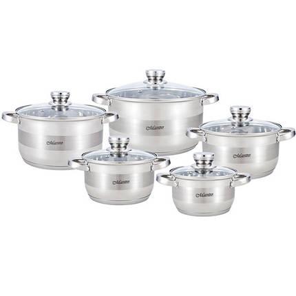 Набор посуды Maestro из 10 предметов (MR-2220-10), фото 2