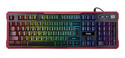Клавиатура проводная ERGO KB-670