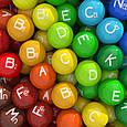 Мультивитаминный комплекс для женщин, комплекс Витамина B + ADEK + Витамин C + пребиотик 120 caps, Wish, фото 3