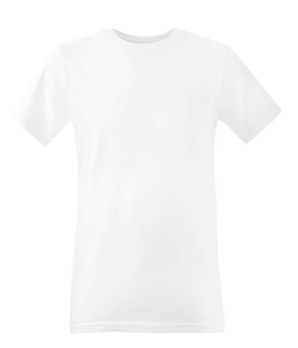 Футболка мужская приталенная Fitted 2XL, 30 Белый