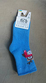 Детские носки махровые р 18,20,22 (Африка)