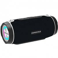 Портативная Bluetooth колонка Hopestar H45 черный