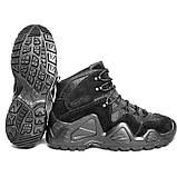 Заниженные ботинки тактические на мембране PANTAC, фото 6