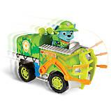 Paw Patrol Щенячий патруль Роккі з серії Джунглі Jungle Rescue Rocky and Rocky's Jungle Truck, фото 2