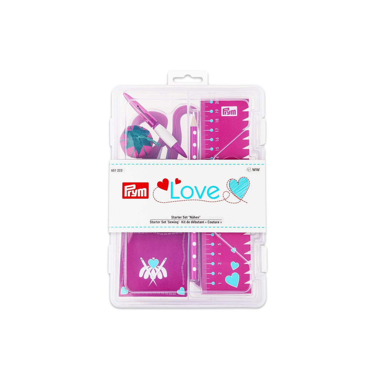 Базовый набор «Шитье» Prym Love 651223
