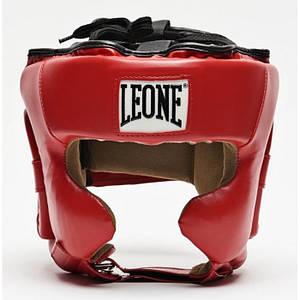 Боксерський шолом Leone Training Red