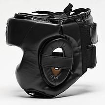 Боксерский шлем Leone Training Black, фото 3