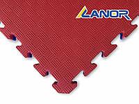 Мат-татами ласточкин хвост Lanor (120кг/м3) 20 мм 1*1м