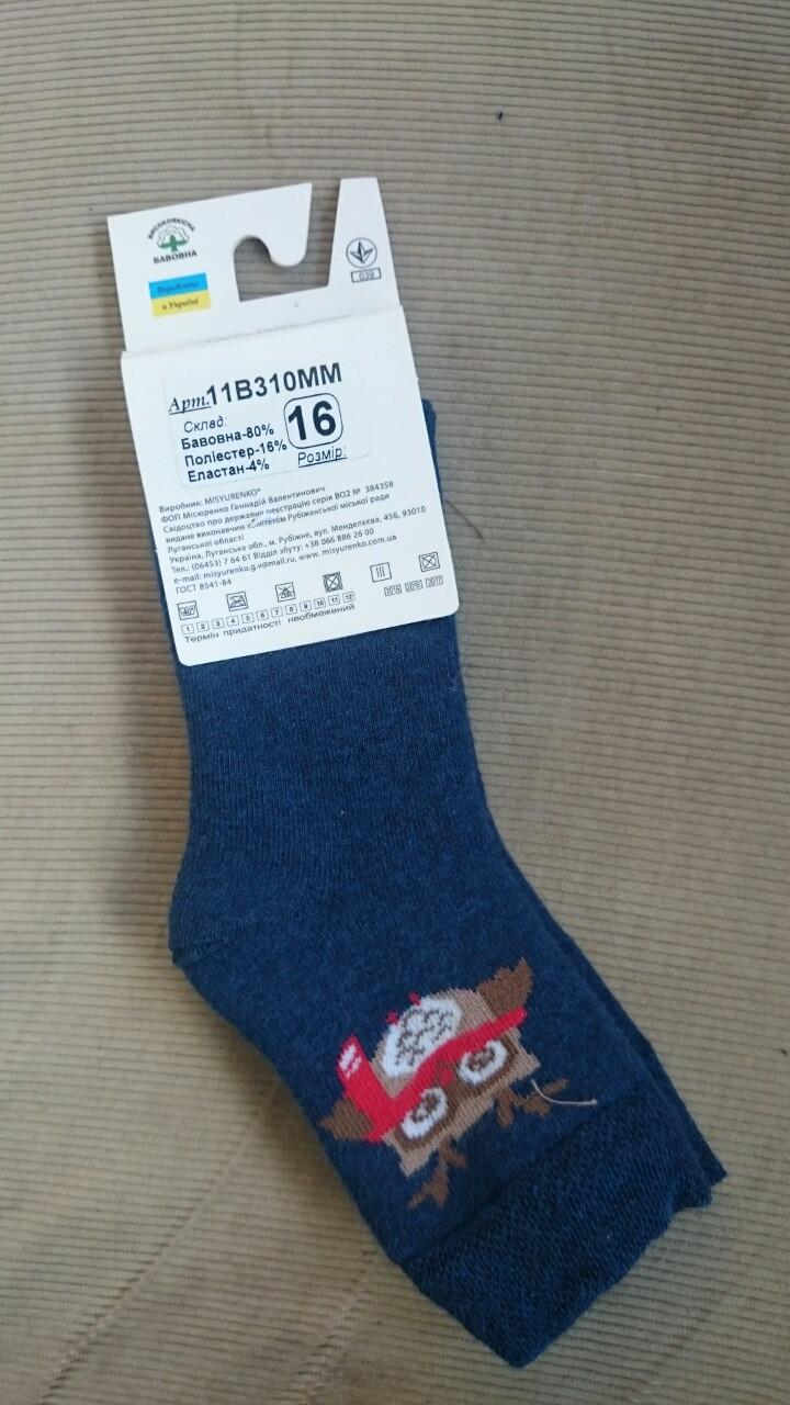 Шкарпетки дитячі махра р 12,14,16 (Африка), разные цвета