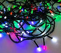 (GIPS), Новорічна гірлянда Xmas LED 400 M-3 16 метрів, світлодіодна гірлянда на ялинку (гірлянда на ялинку)
