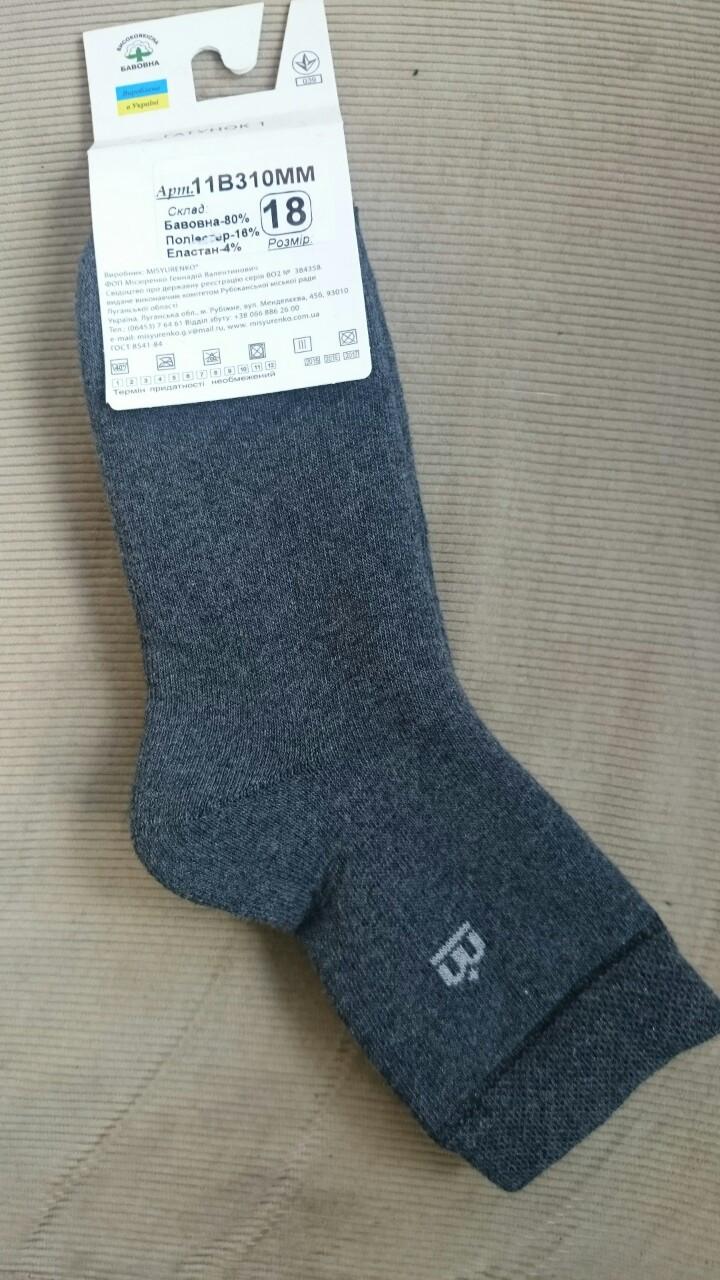Шкарпетки дитячі махра р 18,20,22  (Африка), разные цвет