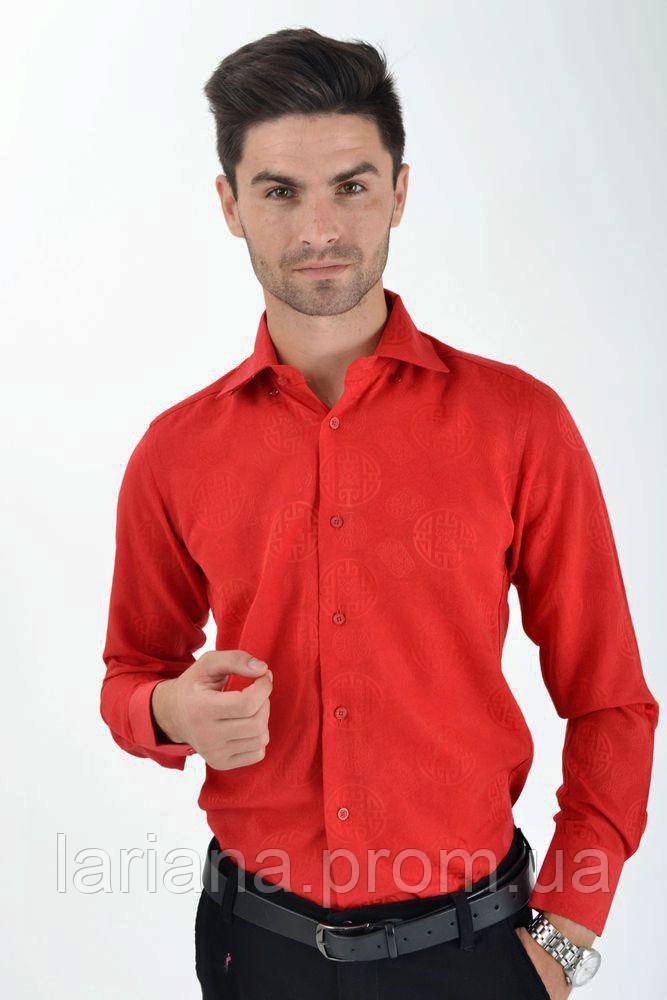 Рубашка sw 10-2 цвет Красный
