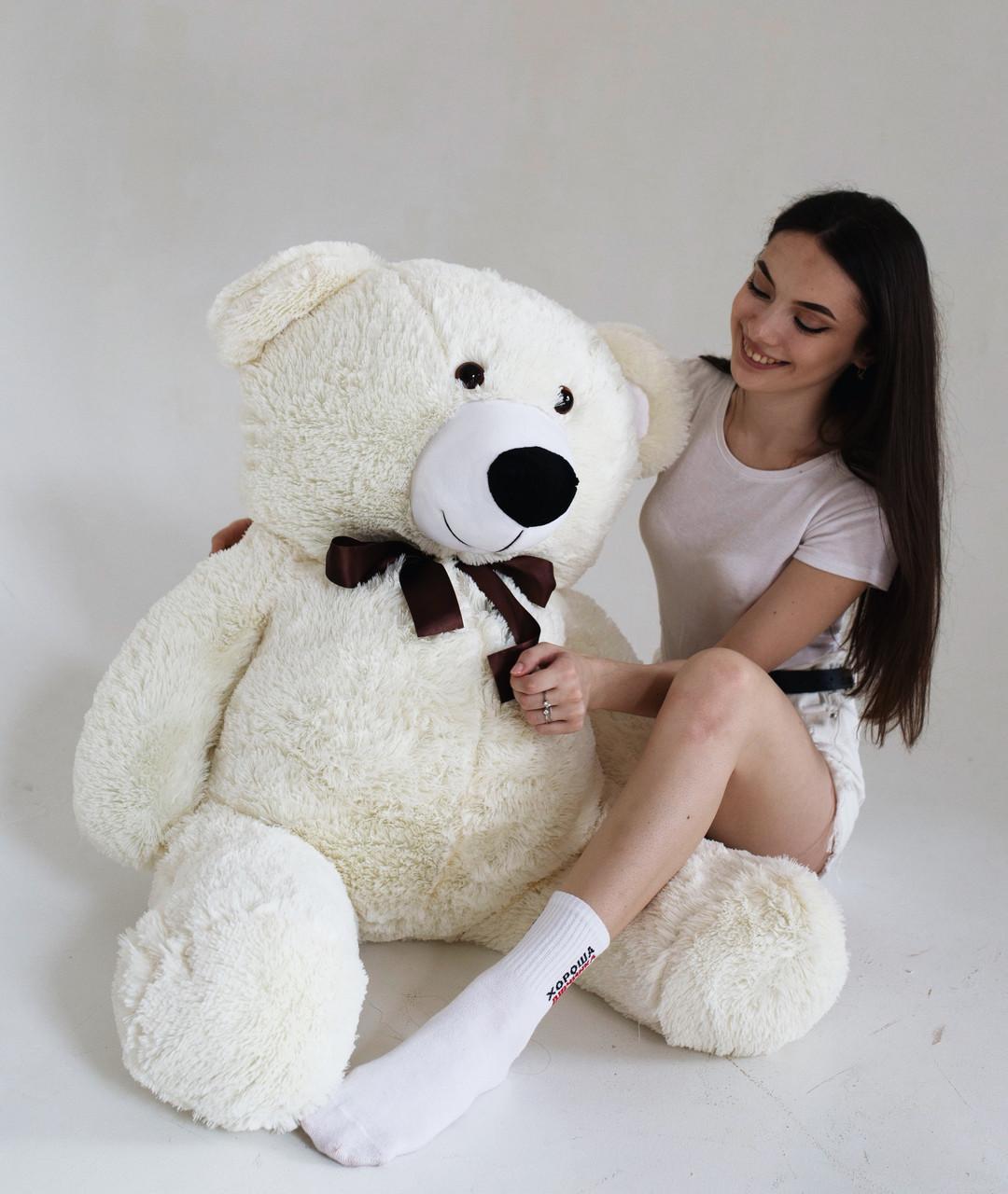 Плюшевий Ведмедик Молоко 140см