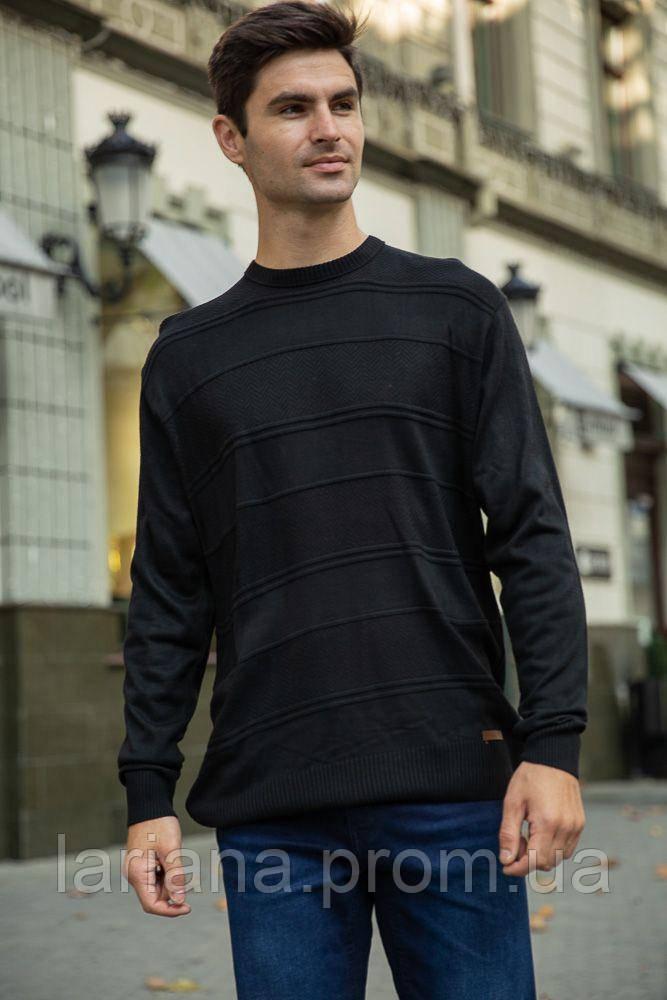 Джемпер мужской 154R2030 цвет Черный
