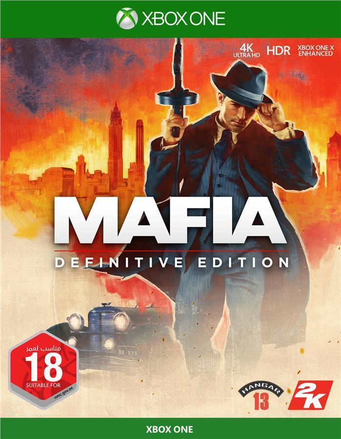 Гра Mafia Definitive Edition (Xbox One)