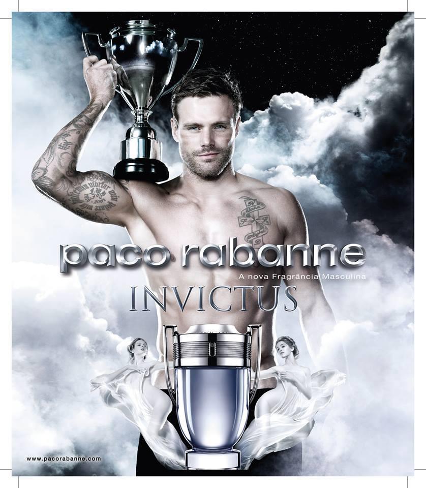 Мужская Туалетная вода  Invictus Paco Rabanne (Инвиктус Пако Рабанн)
